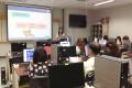 ประชุมเชิงปฏิบัติการทดสอบระบบแจ้งความคืบหน้าการขอตำแหน่งทางวิชาการออนไลน์