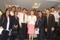 วิทยาลัยพยาบาลสภากาชาดไทยเยี่ยมชมงาน กอง IT