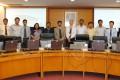 กอง IT ต้อนรับคณะศึกษาดูงานจากประเทศบังกลาเทศ