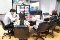 งานยุทธศาสตร์และบริการสารสนเทศ ประชุมผ่านระบบ Video Conferencing