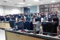 กอง IT ให้บริการระบบภาพ-เสียง การเรียนการสอนวิชา พยคร 205 คณะพยาบาลศาสตร์