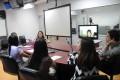 งานยุทธศาสตร์และบริการสารสนเทศ ใช้งานระบบ Video Conferencing