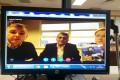 การสอบสัมภาษณ์ผู้รับทุน Mahidol - Liverpool Ph.D. Scholarship 2015 ผ่าน Video Conferencing