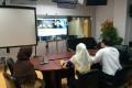 สถาบันสิทธิมนุษยชนและสันติศึกษาใช้งานระบบ Video Conferencing