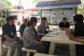 ทีมงานพัฒนาและบริหารระบบเทคโนโลยีสารสนเทศนำเสนอโครงการขยะรีไซเคิลให้กับชุมชน