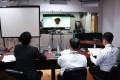 สอบสัมภาษณ์ผู้รับทุน AUN-ACTSจากประเทศสเปน ด้วยระบบ Video Conferencing