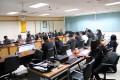 คณะศึกษาดูงานจากสำนักคอมพิวเตอร์และเทคโนโลยีสารสนเทศ เข้าศึกษาดูงาน กองเทคโนโลยีสารสนเทศ