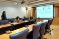 กอง IT ให้บริการการประชุมออนไลน์ให้กับกองพัฒนาคุณภาพด้วย Webex Meeting