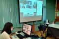 กอง IT ให้บริการประชุมออนไลน์กองบริหารงานวิจัยผ่าน Webex Meeting