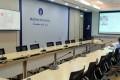 กองพัฒนาคุณภาพ ประชุมสรุปงานระบบ Digital KM Masterclass ผ่าน Webex Meeting