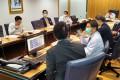 ศูนย์ส่งเสริมจริยธรรมการวิจัยในคนประชุมผ่านโปรแกรม Webex Meeting